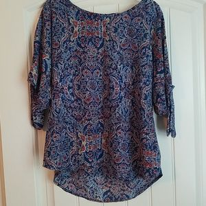 Spoiled  blouse